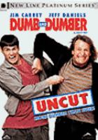 Cover image for Dumb and dumber [DVD].