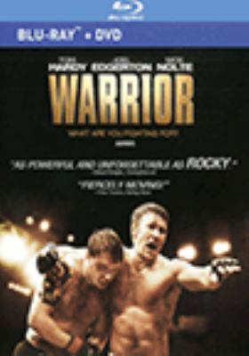 Cover image for Warrior [blu-ray] / director, Gavin O'Connor.
