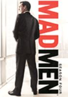 Cover image for Mad men. Season four [DVD] / Lions Gate Television ; Lions Gate Films ; Alliance.