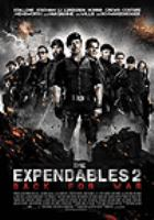 Cover image for The expendables 2 [DVD] / director: Simon West.