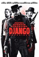 Cover image for Django unchained [DVD] / written and directed by Quentin Tarantino.