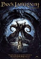 Cover image for Pan's labyrinth [DVD] = Laberinto del fauno / an Atlantis Alliance release Picturehouse ; Telecinco ; Estudios Picasso Tequila Gang ; Esperanto Filmoj in association with Cafefx Inc. ;written, produced and directed by Guillermo del Toro.