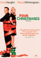 Cover image for Four Christmases [DVD] / an Alliance Films release New Line Cinema presents in association with Spyglass Entertainment, a Birnbaum/Barber production, a Wild West Picture Show/Type A Films production ; produced by Roger Birnbaum, Gary Barber, Jonathan Glickman ; story by Matt R. Allen & Caleb Wilson ; screenplay by Matt R. Allen & Caleb Wilson and Jon Lucas & Scott Moore ; directed by Seth Gordon.