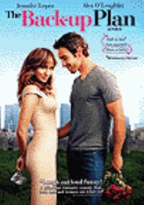 Cover image for The back-up plan [DVD]