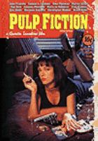 Cover image for Pulp fiction [DVD] = Fiction pulpeuse / Miramax Films presents a Band Apart and Jersey Films production ; a film by Quentin Tarantino ; stories by Quentin Tarantino & Roger Avary ; produced by Lawrence Bender ; written and directed by Quentin Tarantino.