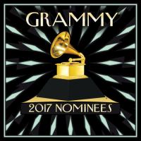 Cover image for 2017 Grammy nominees [compact disc]