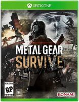 Cover image for Metal gear. Survive [video game]