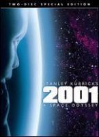Cover image for 2001, a space odyssey [DVD] / Metro-Goldwyn-Mayer presents a Stanley Kubrick production ; directed and produced by Stanley Kubrick ; screenplay by Stanley Kubrick and Arthur C. Clarke.
