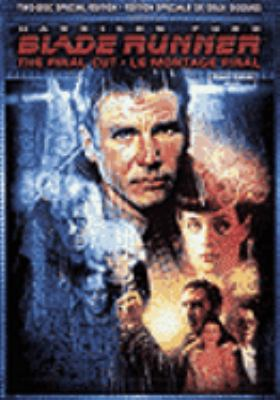 Cover image for Blade runner [DVD] : the director's cut.