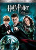 Cover image for Harry Potter and the Order of the Phoenix [DVD] / Warner Bros. Pictures ; Heyday Films ; Cool Music ; produced by David Barron, David Heyman ; screenplay by Michael Goldenberg ; directed by David Yates.