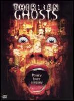 Cover image for Thir13en ghosts [DVD] / Warner Bros. Pictures and Columbia Pictures present ; a Dark Castle Entertainment production ; producers, Gilbert Adler, Joel Silver, Robert Zemeckis ; screenplay writers, Neal Marshall Stevens, Richard D'Ovidio ; director, Steve Beck.