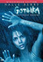 Cover image for Gothika [DVD] / Dark Castle Entertainment ; Columbia Pictures Corporation ; Warner Bros. ; producers, L. Levin, Susan Levin, Joel Silver, Robert Zemeckis ; writer, Sebastian Gutierrez ; director, Mathieu Kassovitz.