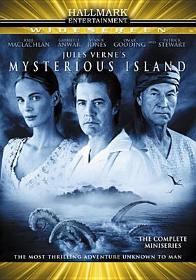Cover image for Jules Verne's Mysterious island [DVD] / Hallmark Entertainment presents a Silverstar Limited production in association with Larry Levinson Productions ; produced by Russ Markowitz ; teleplay by Adam Armus & Kay Foster ; directed by Russell Mulcahy.