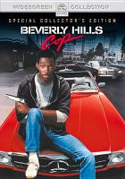 Cover image for Beverly Hills cop [DVD] / Paramount Pictures presents a Don Simpson/Jerry Bruckheimer production ; in association with Eddie Murphy Productions ; a Martin Brest film ; screenplay by Daniel Petrie, Jr. ; produced by Jerry Bruckheimer and Don Simpson ; directed by Martin Brest.
