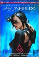 Cover image for ©†onFlux [DVD] / Paramount Pictures and Lakeshore Entertainment present ; a Valhalla Motion Pictures and MTV Films production ; produced by Gale Anne Hurd [and others] ; written by Phil Hay & Matt Manfredi ; directed by Karyn Kusama.