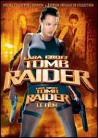 Cover image for Lara Croft, tomb raider [DVD] / Paramount Pictures and Mutual Film Company present a Lawrence Gordon production in association with Eidds [sic] Interactive Limited, a Simon West film ; producers, Lawrence Gordon, Lloyd Levin, Colin Wilson ; screenplay writers, Patrick Massett, John Zinman ; director, Simon West.