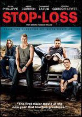 Cover image for Stop-loss [DVD] / Paramount Pictures and MTV Films present ; directed by Kimberly Peirce ; written by Mark Richard & Kimberly Peirce ; produced by Kimberly Peirce, Mark Roybal ; produced by Scott Rudin, Gregory Goodman ; a Scott Rudin production ; a Kimberly Peirce film.