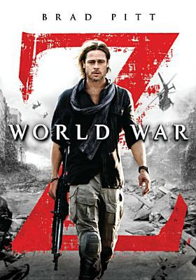 Cover image for World War Z [DVD] / Paramount Pictures and Skydance Productions present in association with Hemisphere Media Capital and GK Films a Plan B Entertainment/2Dux² production ; a Marc Forster film ; executive producers, Marc Forster, Brad Simpson ; executive producers, David Ellison, Dana Goldberg, Paul Schwake ; executive producers, Graham King, Tim Headington ; produced by Brad Pitt, Dede Gardner, Jeremy Kleiner ; produced by Ian Bryce ;  screen story by Matthew Michael Carnahan and J. Michael Straczynski ; screenplay by Matthew Michael Carnahan and Drew Goddard & Damon Lindelof ; directed by Marc Forster.