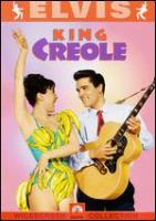Cover image for King Creole [DVD] / Paramount Pictures ; screenplay, Herbert Baker, Michael Vincente Gazzo ; producer, Hal Wallis ; director, Michael Curtiz.