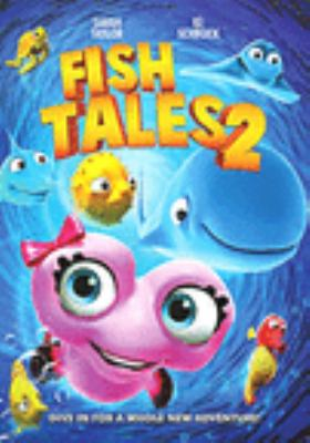 Cover image for Fishtales 2 [DVD] / Wownow Entertainment presents ; produced by Misty Sprinkles, Evan Tramel ; written by Lisa Baget ; directed by Evan Tramel.