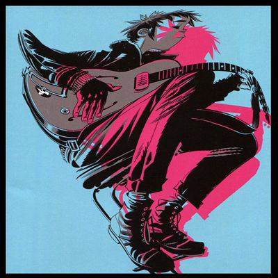 Cover image for The now now [compact disc] / Gorillaz.