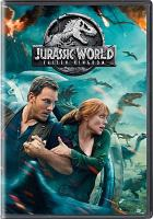 Cover image for Jurassic world. Fallen kingdom [DVD] / Universal Pictures and Amblin Entertainment present ; in association with Legendary Pictures/Perfect World Pictures ; produced by Frank Marshall, Patrick Crowley, Belén Atienza ; written by Derek Connolly & Colin Trevorrow ; directed by J.A. Bayona.