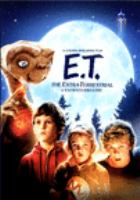 Cover image for E.T., the extra-terrestrial [DVD] / Universal ; Amblin Entertainment ; produced by Steven Spielberg & Kathleen Kennedy ; directed by Steven Spielberg ; written by Melissa Mathison.