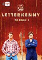 Cover image for LetterKenny. Season 1 [DVD]