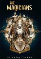 Cover image for The magicians. Season three [DVD]