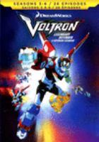 Cover image for Voltron, legendary defender. Seasons 3-6 [DVD] / Dreamworks.