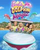 Cover image for Barbie dolphin magic [DVD] / Mattel Creations presents ; produced by Sarah Serata and Rachekl Datello ; written by Jennifer Skelly ; directed by Conrad Helten.