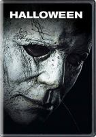 Cover image for Halloween [DVD] / Universal Pictures, Miramax, and Blumhouse present ; a Malek Akkad production ; in association with Rough House Pictures ; produced by Malek Akkad, Bill Block, Jason Blum ; written by Jeff Fradley & Danny McBride & David Gordon Green ; directed by David Gordon Green.