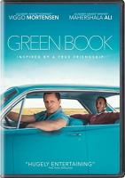 Cover image for Green book [DVD] / directed by Peter Farrelly.