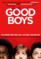 Cover image for Good Boys (DVD) [videorecording].