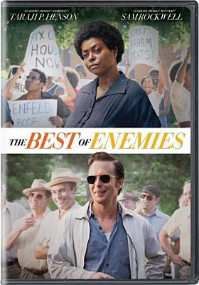 Cover image for The best of enemies [DVD] / STXfilms presents an Astute Films production ; in association with Rambler Entertainment ; produced by Danny Strong [and six others] written and directed by Robin Bissel.