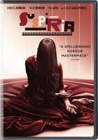 Cover image for Suspiria [DVD] / director, Luca Guadagnino.