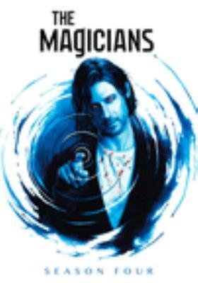 Cover image for The Magicians Season 4 (DVD) [videorecording].