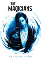 Cover image for The magicians. Season four [DVD]