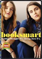 Cover image for Booksmart [DVD] / director, Olivia Wilde.