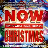 Cover image for Now that's what I call today's christmas [compact disc].