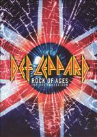 Cover image for Def Leppard [DVD] : rock of ages : the DVD collection / Universal Music Enterprises.