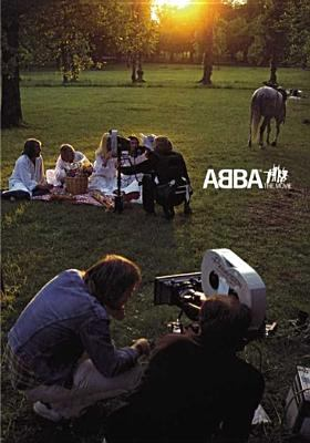 Cover image for ABBA the movie / Polar Music International AB & Reg Grundy Productions Pty Ltd. ; directed by Lasse Hallström.