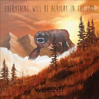 Cover image for Everything will be alright in the end [compact disc] / Weezer.