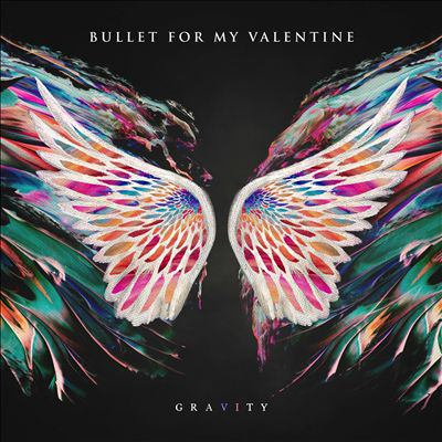 Cover image for Gravity [compact disc] / Bullet for My Valentine.