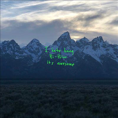 Cover image for Ye [compact disc] / Kanye West.