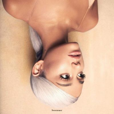 Cover image for Sweetener [compact disc] / Ariana Grande.
