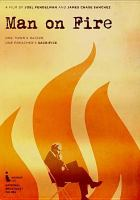 Cover image for Man on fire [DVD] / directed by, Joel Fendelman.