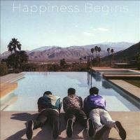 Cover image for Happiness begins [compact disc] / Jonas Brothers.