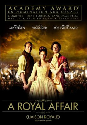 Cover image for A Royal Affair (DVD) [videorecording].