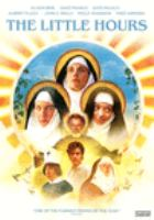 Cover image for The little hours [DVD] / director, Jeff Baena.